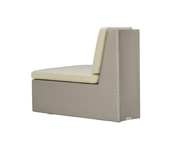 SEE! CLOSED MODULE CONVEX 45 by JANUS et Cie   Modular seating elements