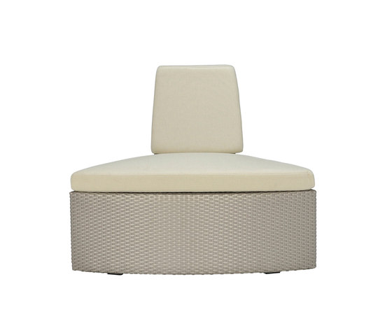 SEE! CLOSED MODULE CONVEX 45 by JANUS et Cie | Modular seating elements