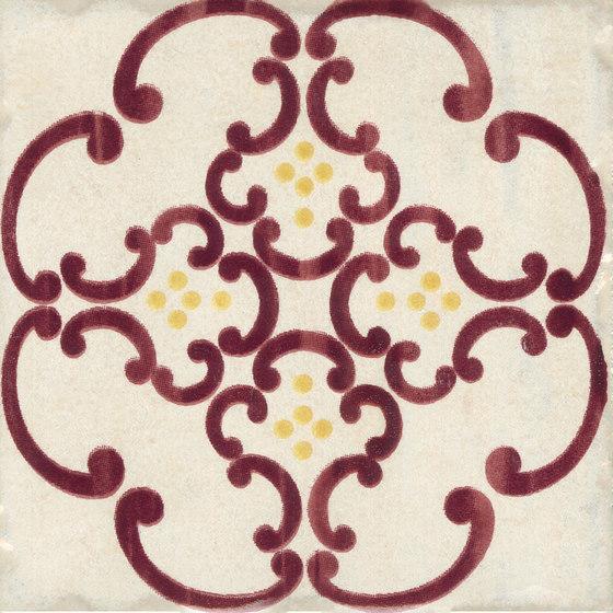 Jolie | Ivoire Purple Tram S/1 by Marca Corona | Ceramic tiles