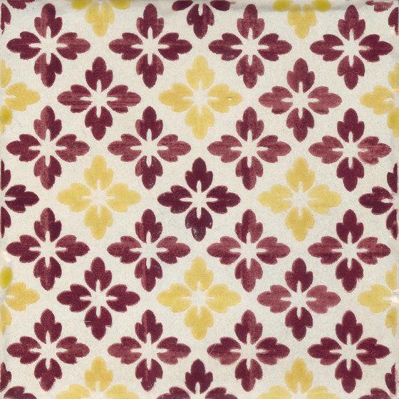 Jolie | Ivoire Purple Tram S/2 by Marca Corona | Floor tiles