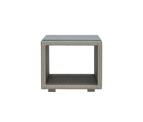 SEE! OPEN CUBE SIDE TABLE 48 by JANUS et Cie | Side tables