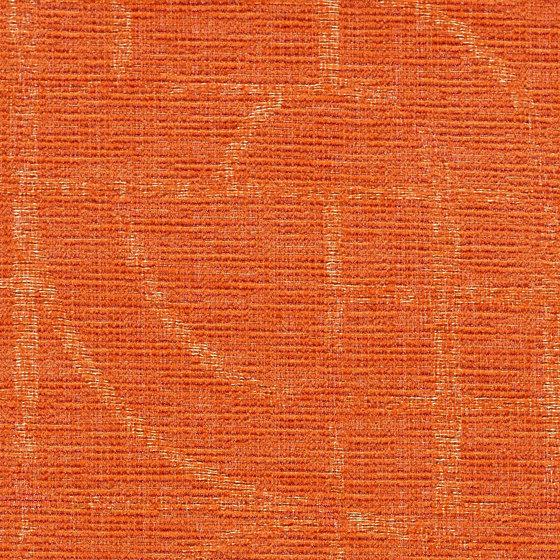Thangka | Orangeade Sunrise by Luum Fabrics | Upholstery fabrics