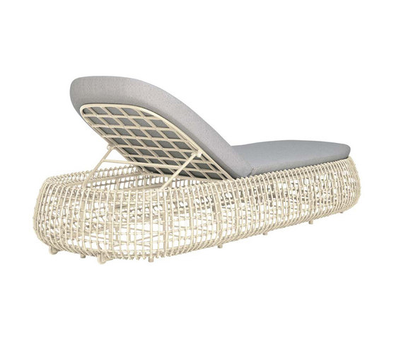 VINO CHAISE LOUNGE by JANUS et Cie | Sun loungers