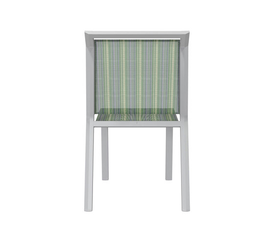 ZEPHYR SIDE CHAIR de JANUS et Cie | Sillas