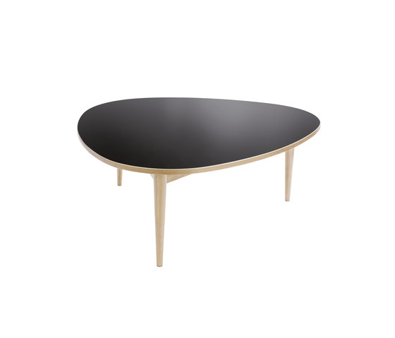 Max Bill | Three-round table small by wb form ag | Coffee tables
