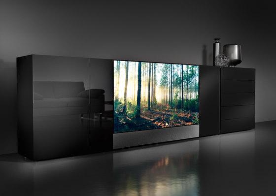 Jorel Tv Vision by interlübke | Multimedia sideboards