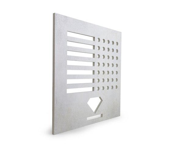 Panel GammaStone Gres AIR by GAMMASTONE | Facade systems