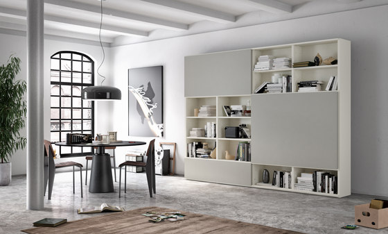 studimo by interlübke | Wall storage systems