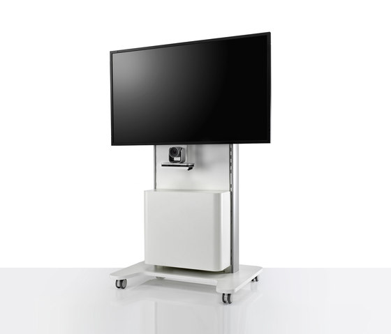 AV VC One by Colebrook Bosson Saunders | Multimedia stands
