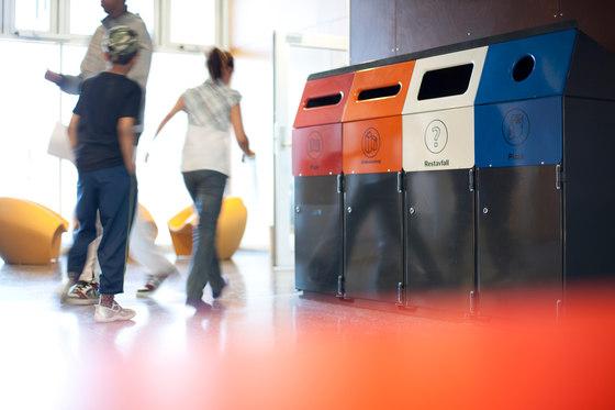 Acceptor 160 recycle di Vestre | Pattumiere