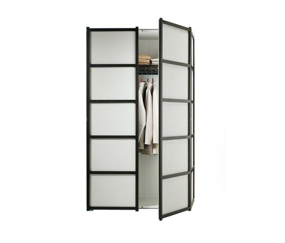 Solaio Wardrobe by CASAMANIA & HORM | Cabinets