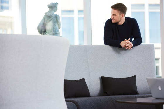 Zones Modular Seating by Teknion   Sofas
