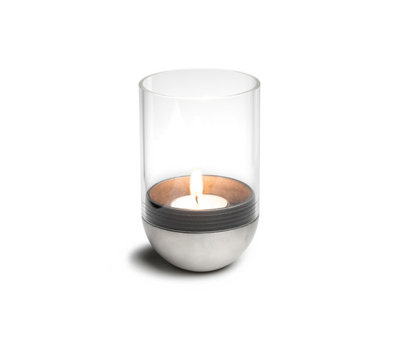 GRAVITY CANDLE Lantern M90 by höfats | Candlesticks / Candleholder