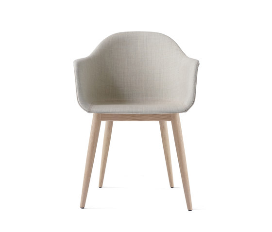 Harbour Chair | Wood base de MENU | Chaises