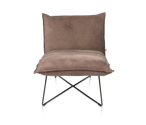 Earl Lounge de Jess Design | Chaises longues