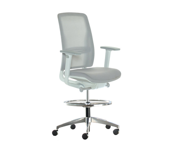 Around Swivel Stool by Teknion | Office chairs