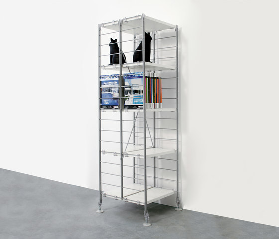 Festival Mediatheque by CASAMANIA-HORM.IT | Shelving