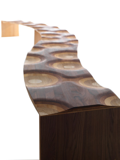 """Ripples """"Like a River"""" by CASAMANIA-HORM.IT 