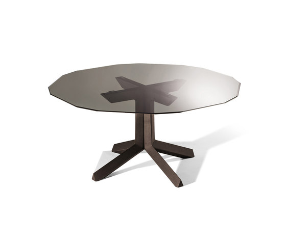 Othello Dining Tables From Poltrona Frau Architonic