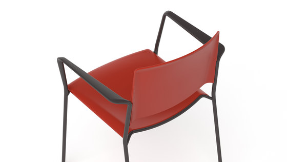 Ema 4L Chair de ENEA | Sillas