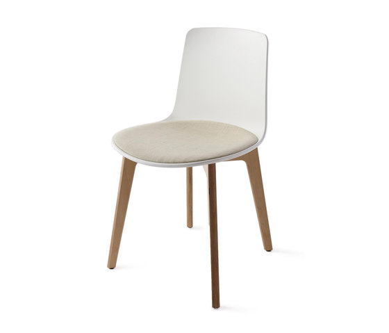 Lottus Wood Chair by ENEA | Chairs