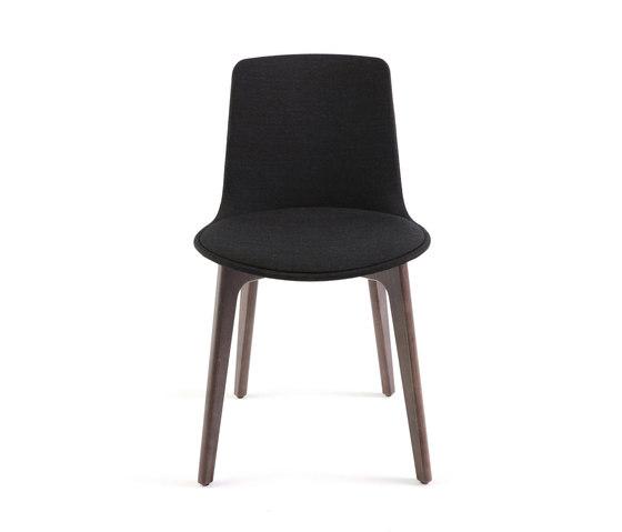 Lottus Wood Chair by ENEA | Chairs