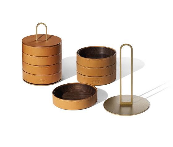 Gli Oggetti | Zhuang von Poltrona Frau | Behälter / Boxen