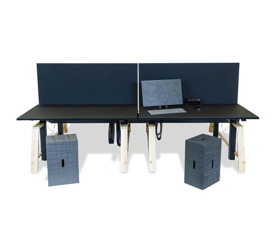 Double bench by Westermann | Desks