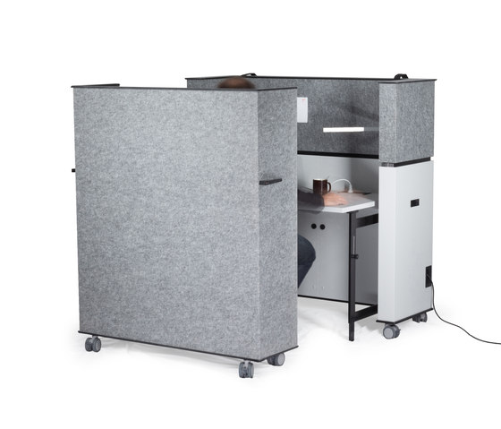 Labcase by Westermann | Space dividing systems