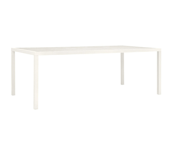 DUO DINING TABLE RECTANGLE 203 by JANUS et Cie | Dining tables