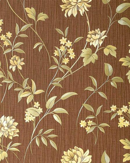 STATUS - Papel pintado flores EDEM 751-35 de e-Delux | Revestimientos de paredes / papeles pintados