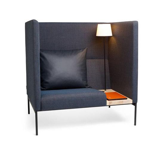 Online Hiback von David design | Sessel