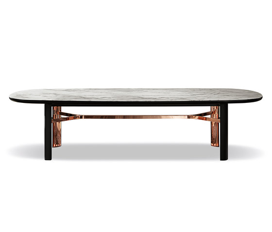 Dan by Minotti | Dining tables