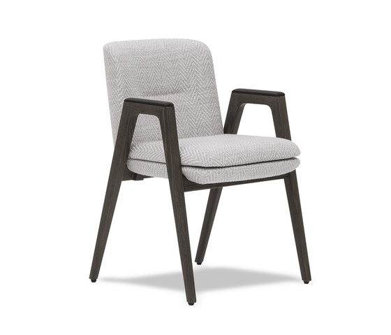 Lance little armchair di Minotti | Sedie