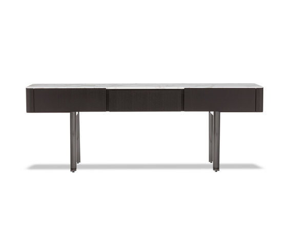 Lou console table von Minotti | Sideboards / Kommoden