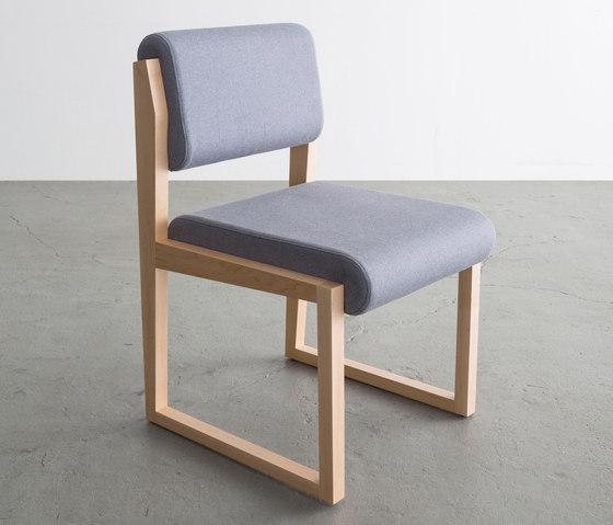 Lingotto | Chair von David Gaynor Design | Stühle