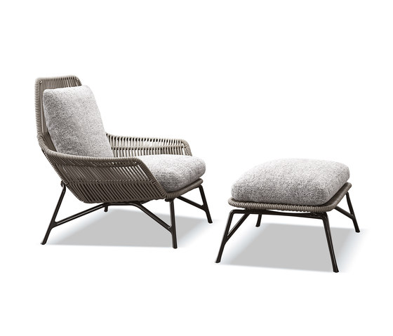 Prince Cord Indoor by Minotti | Armchairs