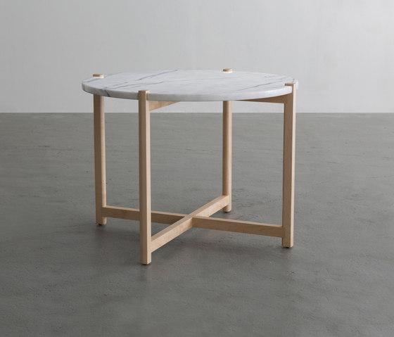 Pierce | End Table von David Gaynor Design | Couchtische