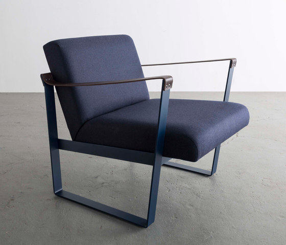 Strap   Lounge Chair by David Gaynor Design   Armchairs