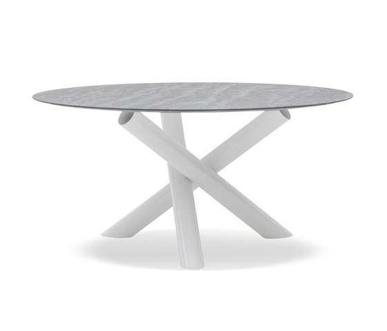 Van Dyck Outdoor by Minotti | Dining tables