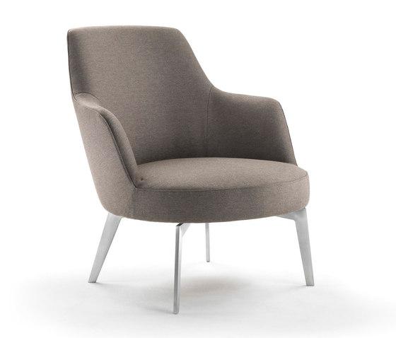 Hera von Flexform | Sessel