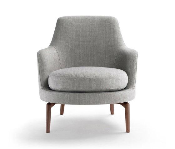 Leda von Flexform | Sessel
