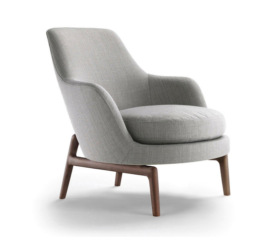 Leda by Flexform | Armchairs