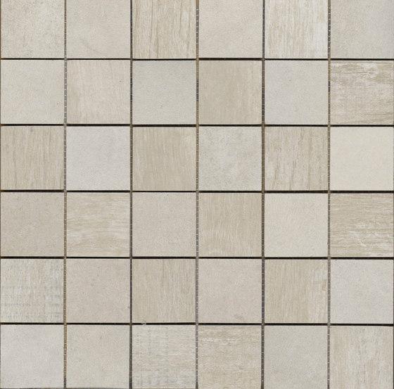Amarcord Bianco | Mosaico de Rondine | Mosaïques céramique