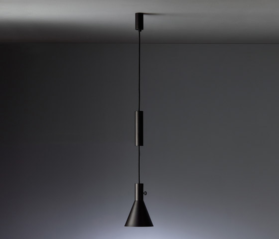 "PL16 ""Eleu"" Pendant lamp by Tecnolumen 