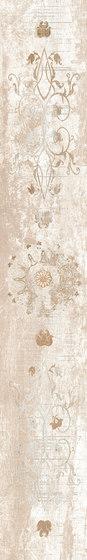Amarcord Wood Bianco de Rondine   Panneaux céramique