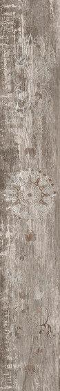 Amarcord Wood Piombo de Rondine   Panneaux céramique
