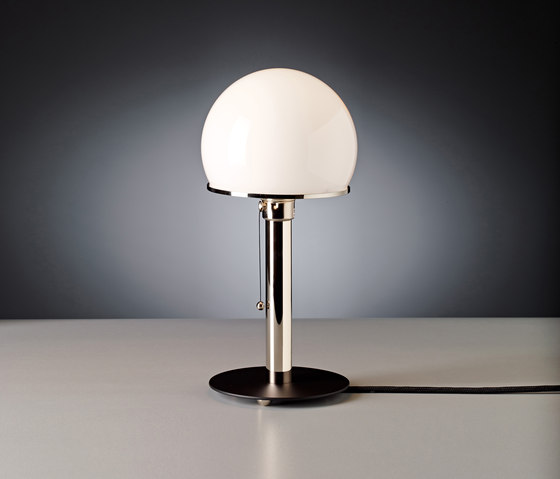 WA23SW Bauhaus Table lamp by Tecnolumen | Table lights
