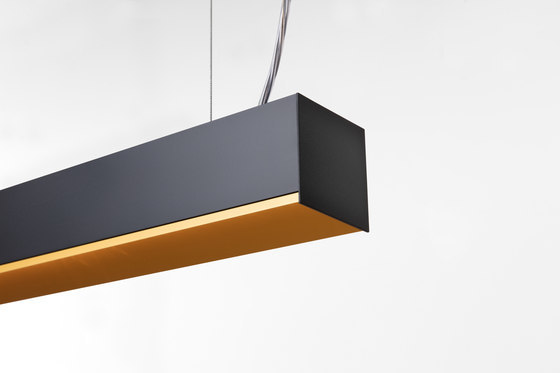 Drupl70 sharp office compliant by Modular Lighting Instruments | Suspended lights