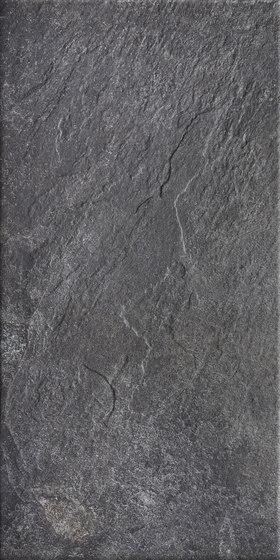Ardesie Dark Strong de Rondine | Panneaux céramique
